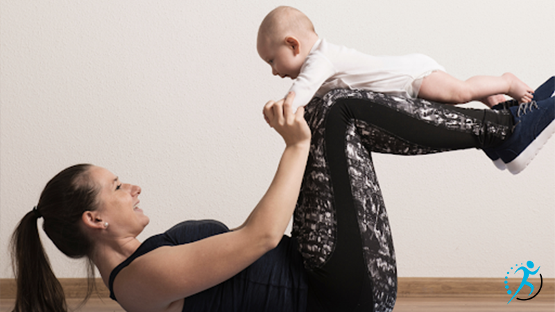 Post-partum: get your strength & mobility back!